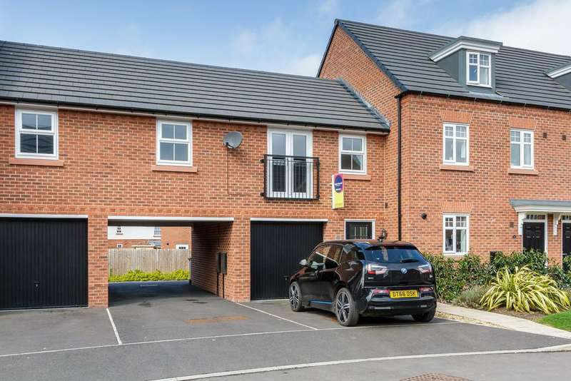 2 Bedrooms Mews House for sale in Stapeley, Cheshire