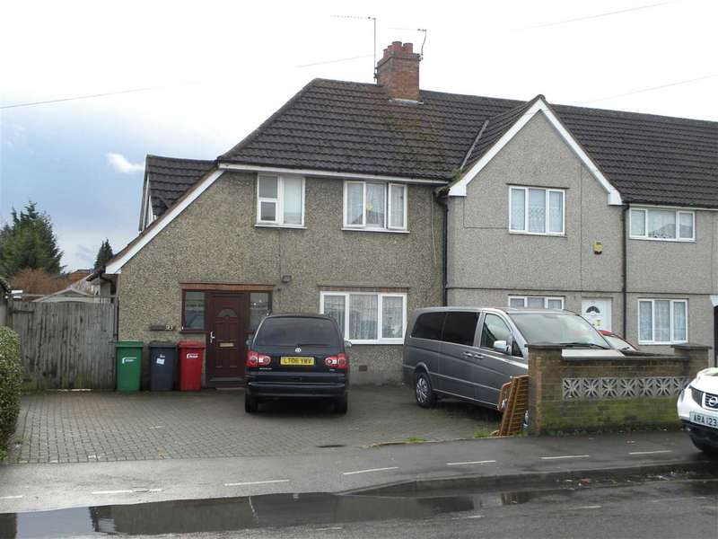3 Bedrooms End Of Terrace House for sale in Belgrave Road, Slough