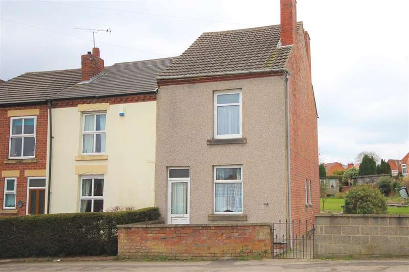 2 Bedrooms Semi Detached House for sale in Derby Road, Ripley