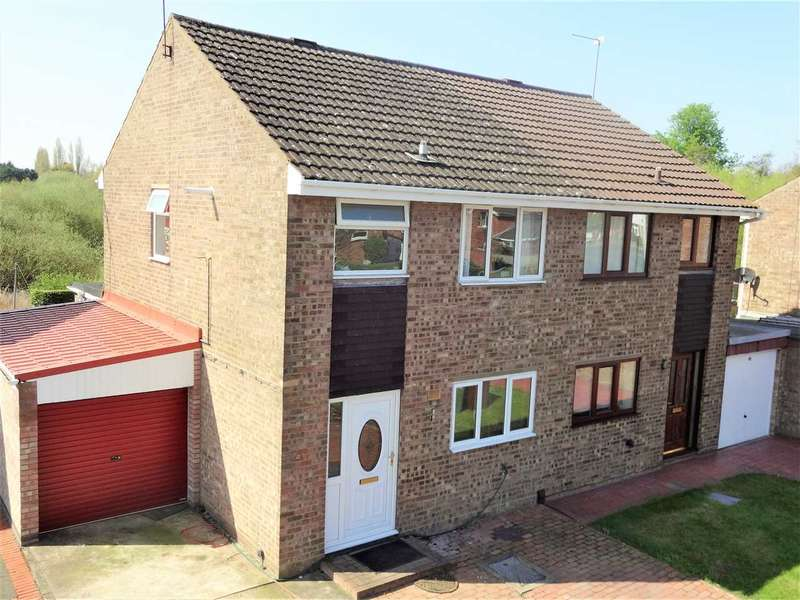 3 Bedrooms Semi Detached House for sale in Calder Road, Lincoln