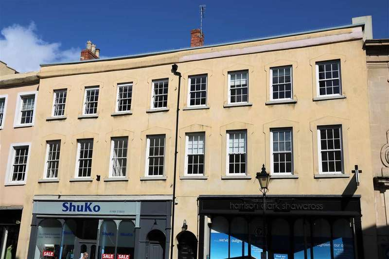 2 Bedrooms Apartment Flat for sale in Ross Town, Apartments 5A & 5B, High Street, Ross-on-Wye