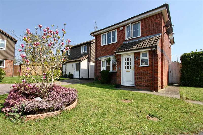 3 Bedrooms Link Detached House for sale in Wentworth Drive, Ipswich