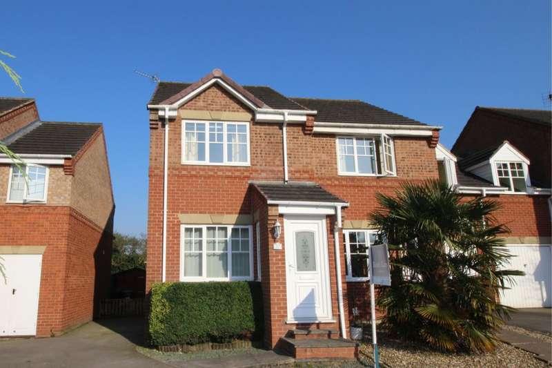 2 Bedrooms Semi Detached House for sale in Hudson Close, Malton, YO17