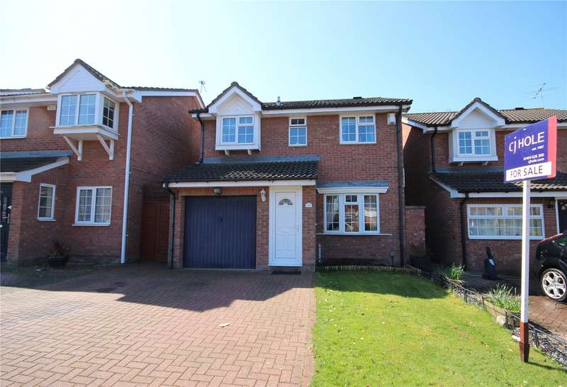4 Bedrooms Detached House for sale in Great Meadow Road Bradley Stoke Bristol BS32