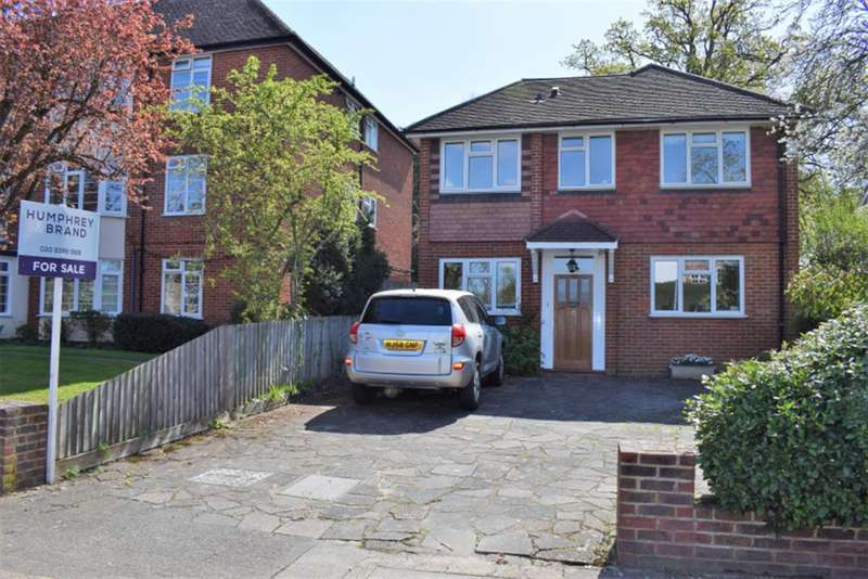 4 Bedrooms Detached House for sale in Lovelace Road, Surbiton