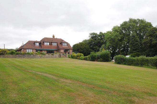5 Bedrooms Property for sale in Godshill, New Forest