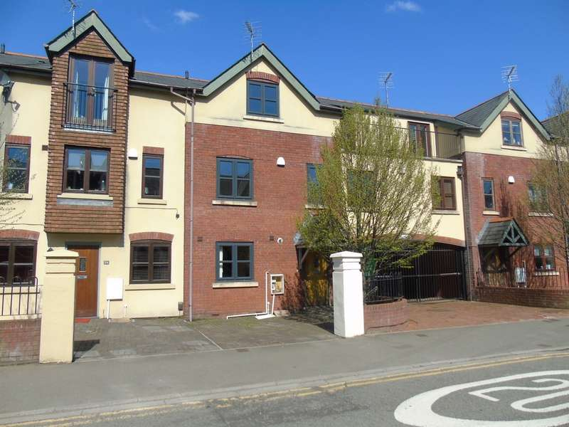 3 Bedrooms End Of Terrace House for sale in Romilly Crescent, Cardiff