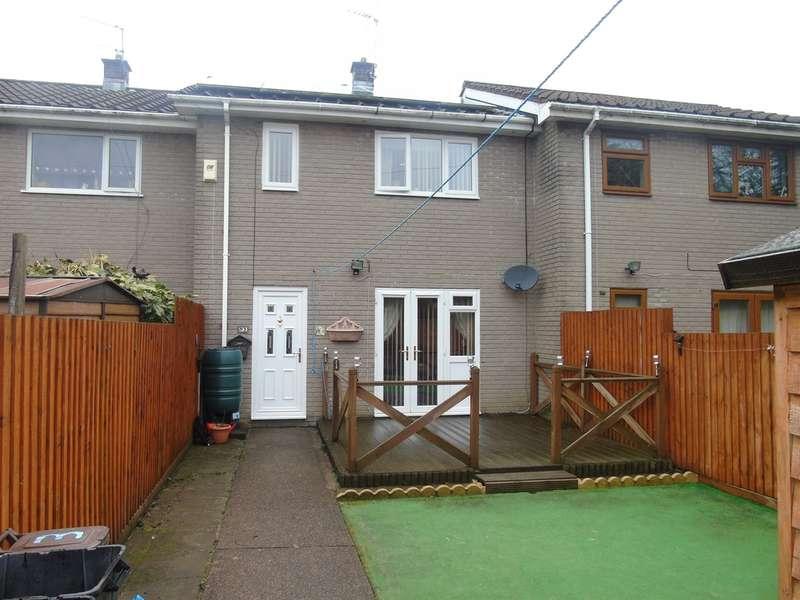 4 Bedrooms Terraced House for sale in Waterloo Place, Talywain, PONTYPOOL
