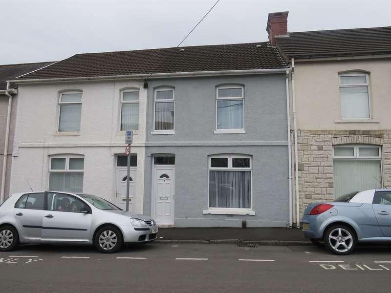 3 Bedrooms Terraced House for sale in Brighton Road, Gorseinon, Swansea