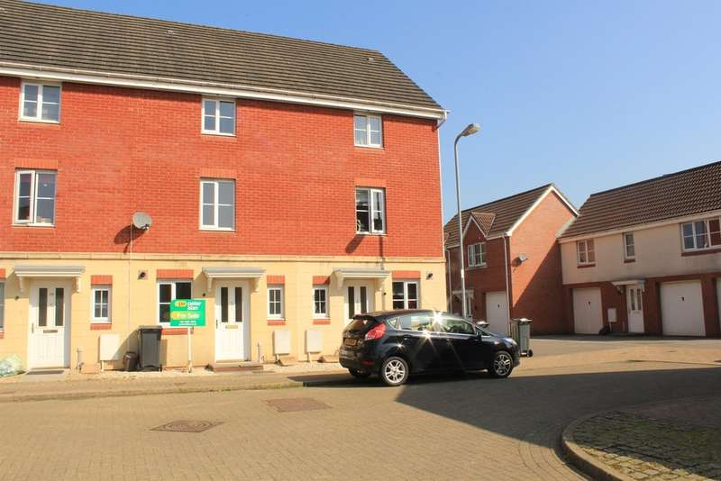 4 Bedrooms Town House for sale in Watkins Square, Llanishen, Cardiff