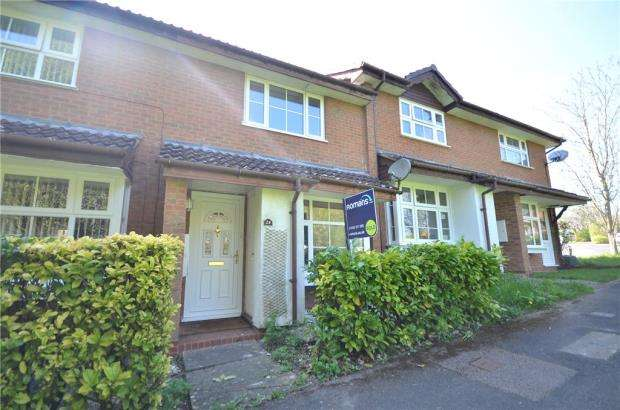 2 Bedrooms Terraced House for sale in Constantine Way, Basingstoke, Hampshire