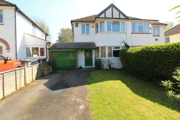 3 Bedrooms Semi Detached House for sale in Stanhope Road Reading RG2 7HW