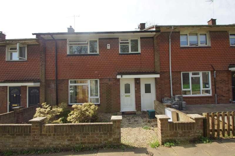 3 Bedrooms Terraced House for sale in Taverners, Hemel Hempstead