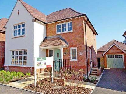 4 Bedrooms Detached House for sale in Pinn Hill, Exeter, Devon