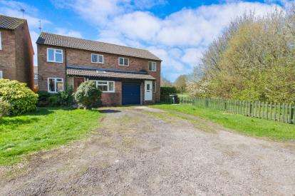 4 Bedrooms Semi Detached House for sale in Britannia Crescent, Stoke Gifford, Bristol, South Gloucestershire