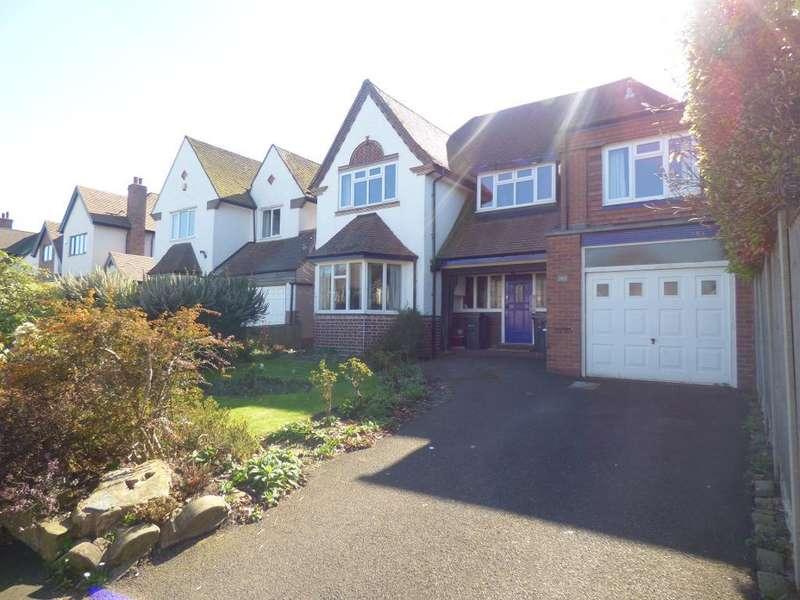 5 Bedrooms Detached House for sale in Ravenhurst Road, Harborne, Birmingham, B17 9HU