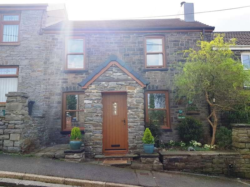 2 Bedrooms Terraced House for sale in Rose Row, Cwmbach, Aberdare
