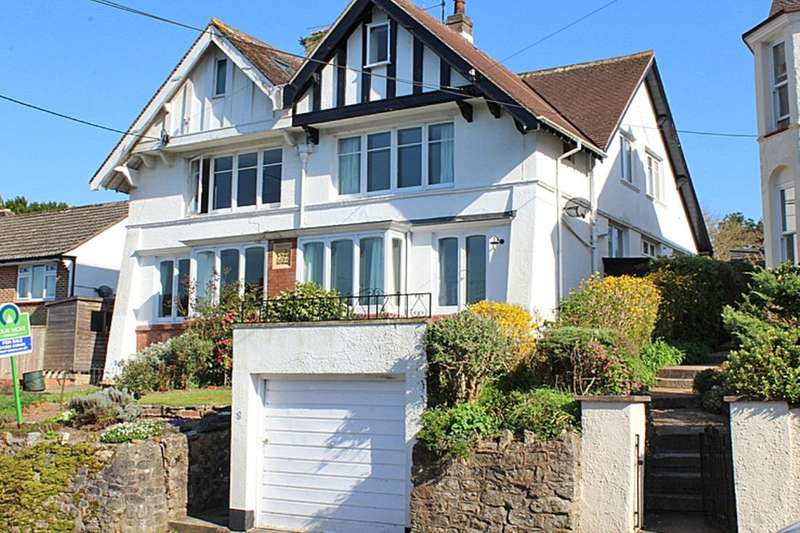4 Bedrooms Semi Detached House for sale in Alexandria Road, Sidmouth, EX10