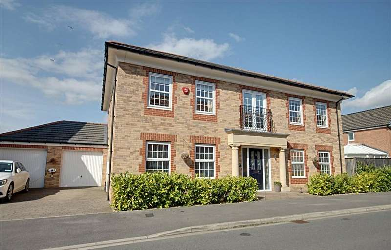 5 Bedrooms Detached House for sale in Lullingstone Crescent, Ingleby Barwick