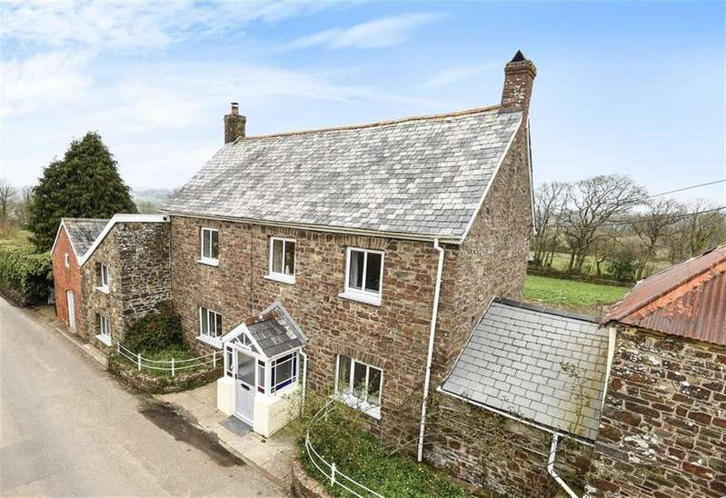 5 Bedrooms Detached House for sale in Atherington, Umberleigh, Devon, EX37