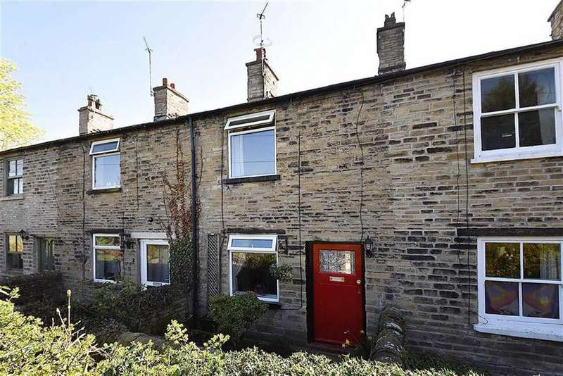 2 Bedrooms Terraced House for sale in Long Row, Bollington, Macclesfield
