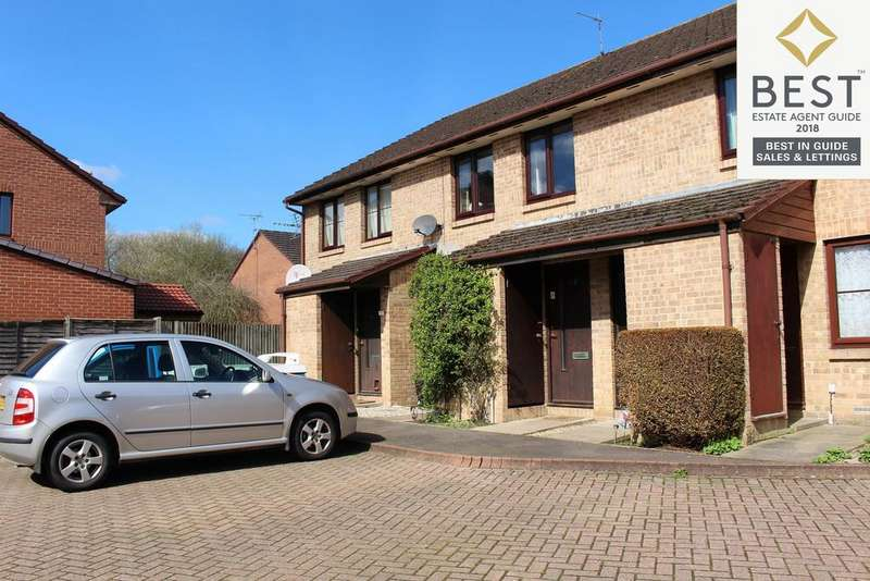 1 Bedroom Maisonette Flat for sale in Dickens Dell, West Totton