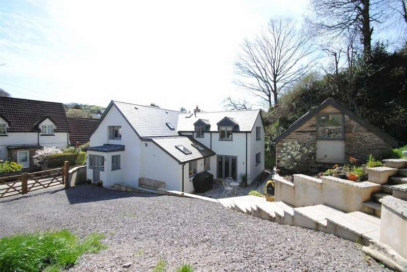 5 Bedrooms Detached House for sale in Berrynarbor, Devon