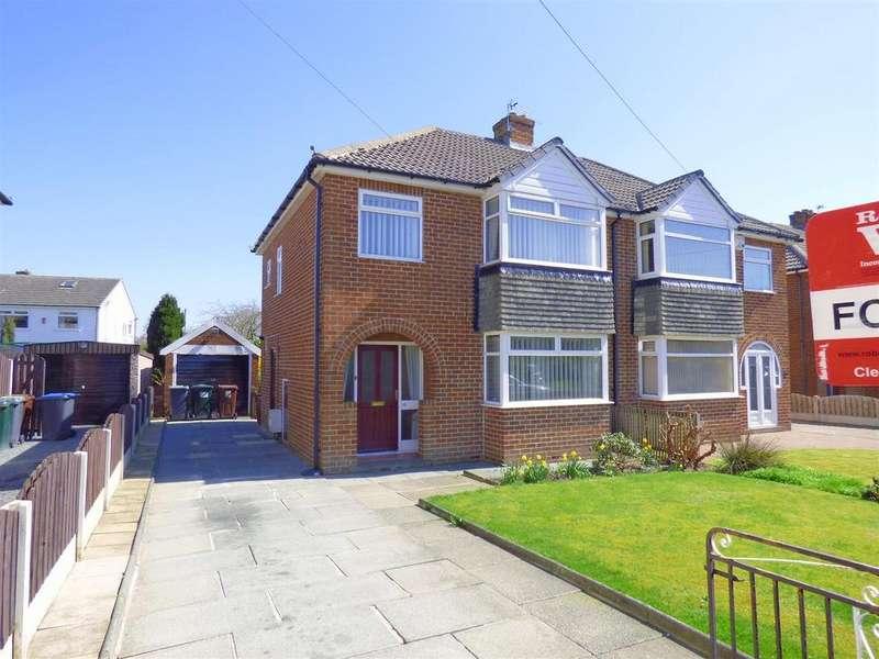 3 Bedrooms Semi Detached House for sale in Ashley Road, Wyke, Bradford