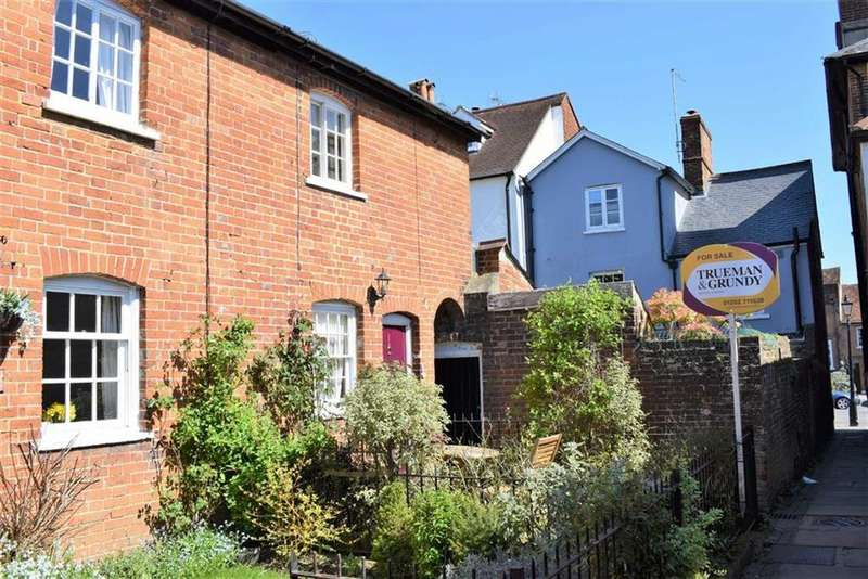 1 Bedroom End Of Terrace House for sale in Lowndes Buildings, Farnham
