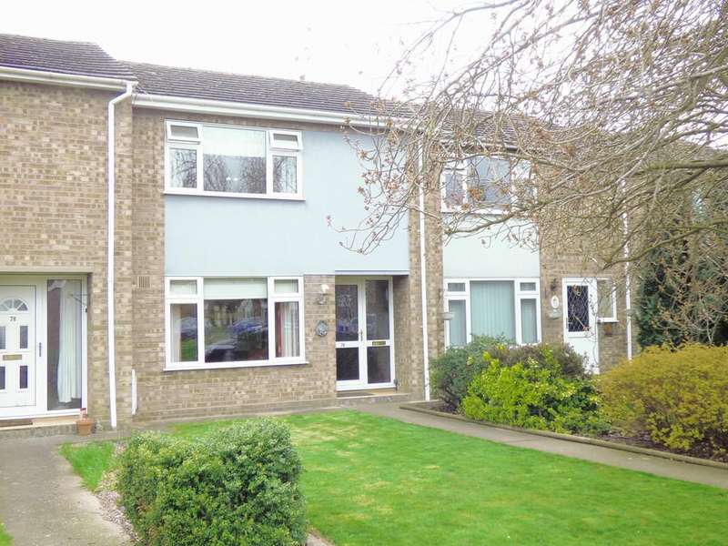 2 Bedrooms Terraced House for sale in Severn Road, Spalding