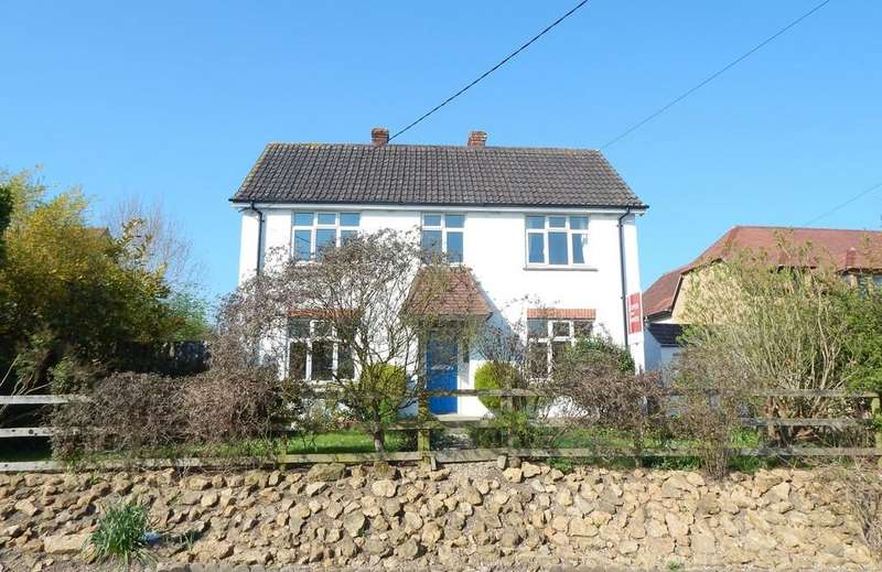 4 Bedrooms Detached House for sale in Long Street, Galhampton