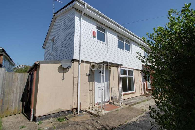 3 Bedrooms Semi Detached House for sale in Keightley Road, Leicester LE3 9LP