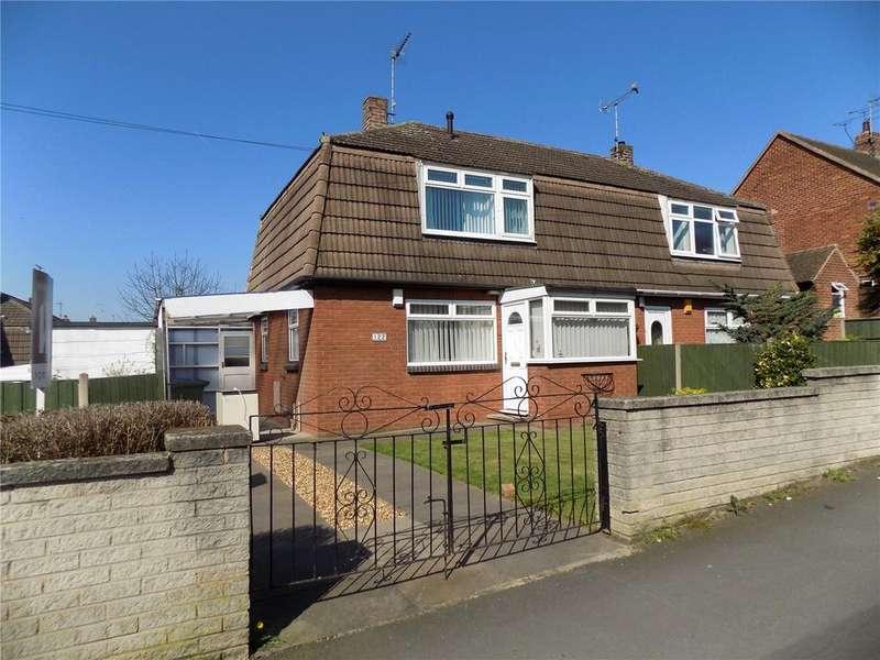 3 Bedrooms Semi Detached House for sale in Plantation Hill, Worksop, Nottinghamshire, S81