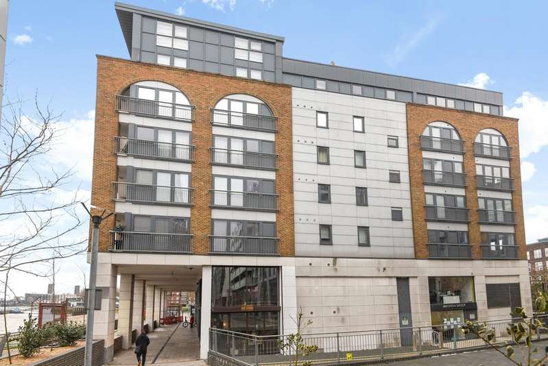 2 Bedrooms Flat for sale in Horseferry Place Greenwich SE10