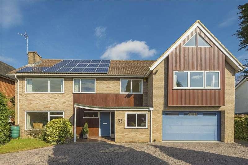 6 Bedrooms Detached House for sale in Porson Road, Cambridge, Cambridgeshire, CB2