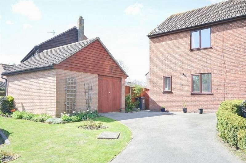 3 Bedrooms Semi Detached House for sale in The Barons, Bishop's Stortford, Hertfordshire