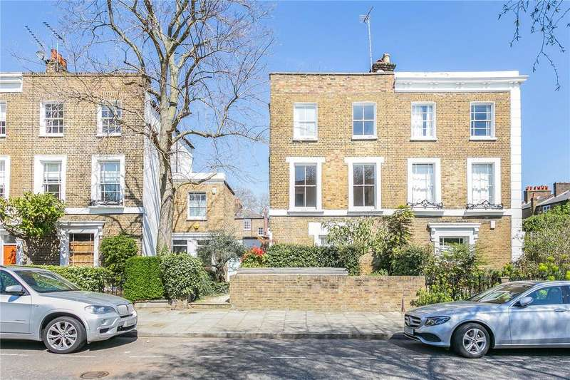 2 Bedrooms Flat for sale in Culford Grove, London, N1