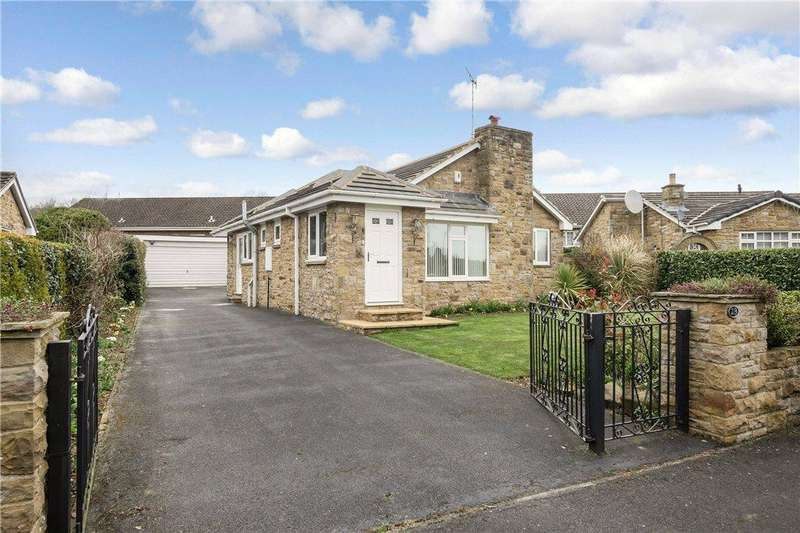 3 Bedrooms Detached Bungalow for sale in Carlton Approach, Wetherby