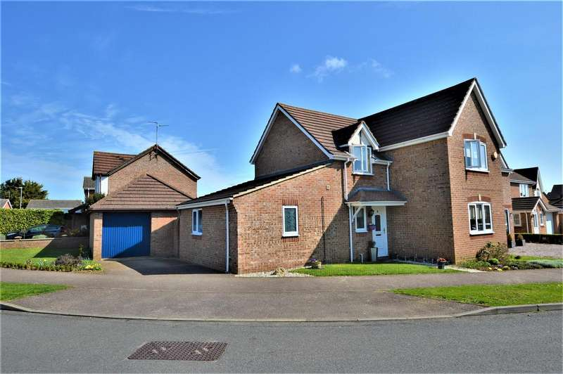 4 Bedrooms Property for sale in Dundee Drive, Stamford