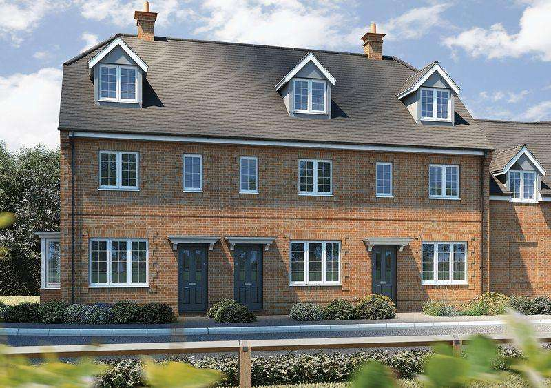 3 Bedrooms Terraced House for sale in Mill Lane, Chinnor