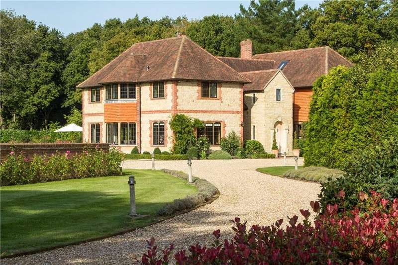 7 Bedrooms Detached House for sale in Plaistow Road, Kirdford, Billingshurst, West Sussex, RH14