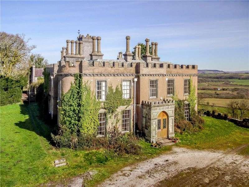 8 Bedrooms Detached House for sale in Penllyn, Cowbridge, Vale of Glamorgan, CF71
