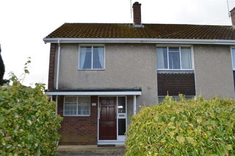3 Bedrooms Semi Detached House for sale in Baytree Ave, Swansea, SA2