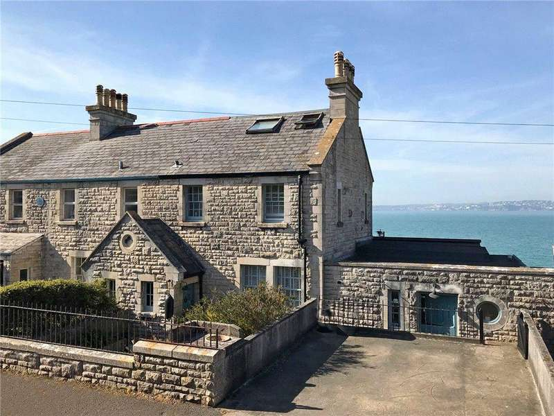 3 Bedrooms Semi Detached House for sale in 28 Berry Head Road, Brixham, Devon