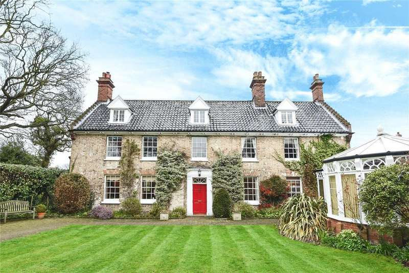 7 Bedrooms Detached House for sale in Lower Common, East Runton, Cromer, Norfolk