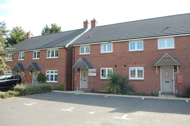 2 Bedrooms End Of Terrace House for sale in Boehm Drive, Alcester, B49