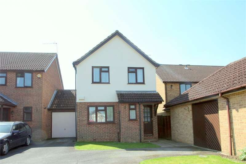 3 Bedrooms Link Detached House for sale in Anderson Close, Harefield, Middlesex