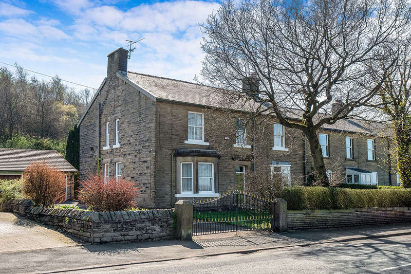 4 Bedrooms Semi Detached House for sale in Broadbottom Road, Mottram, Hyde, SK14