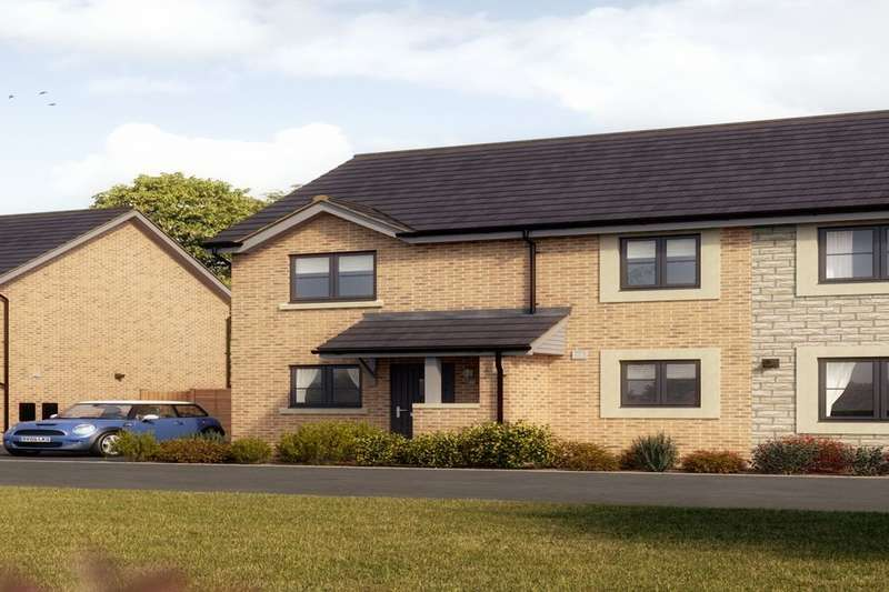 2 Bedrooms Semi Detached House for sale in The Laureates, Cockermouth, CA13
