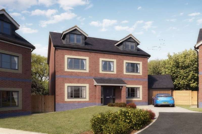 5 Bedrooms Detached House for sale in The Laureates, Cockermouth, CA13